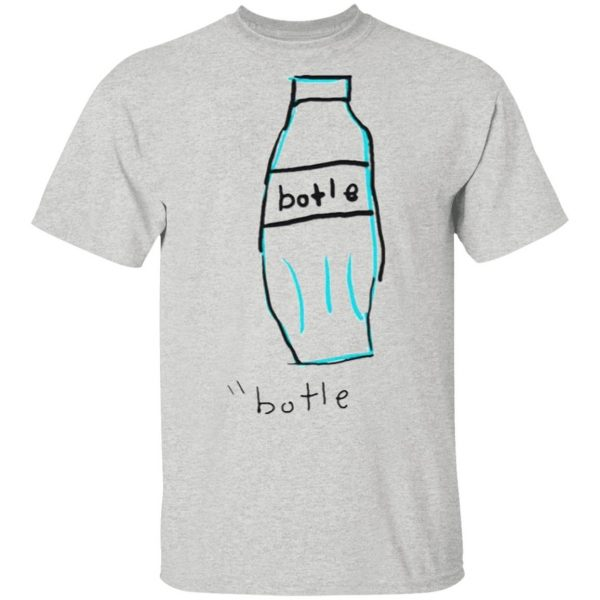 Michael Reeves Merch Botle T-Shirt