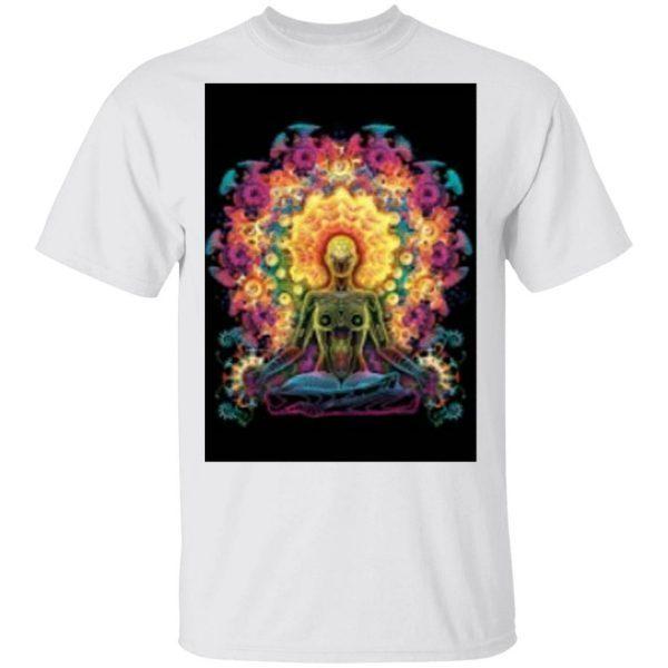 Om Shanti meditation T-Shirt