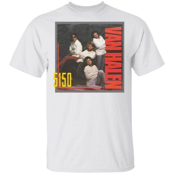 Eddie Van Halen 5150 T-Shirt