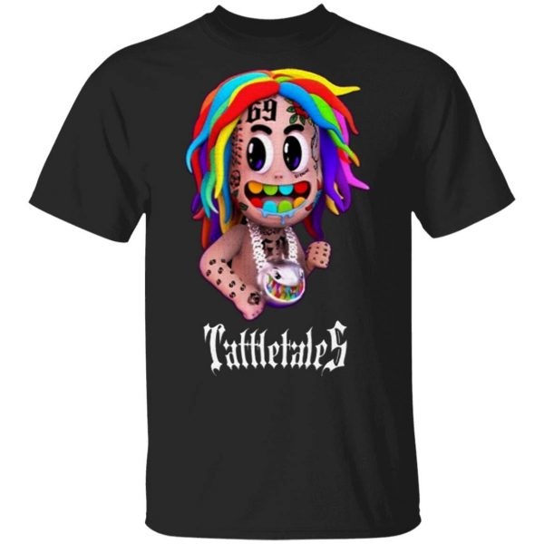 Tattletales 6ix9ine T-Shirt