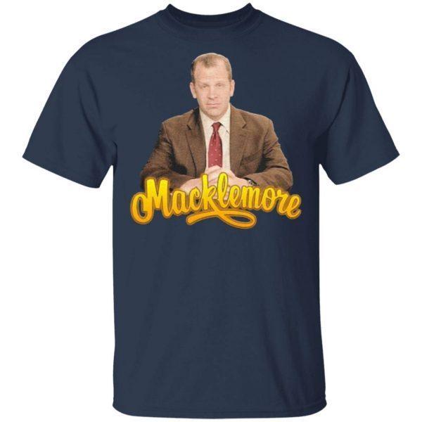 Toby Flenderson Macklemore T-Shirt