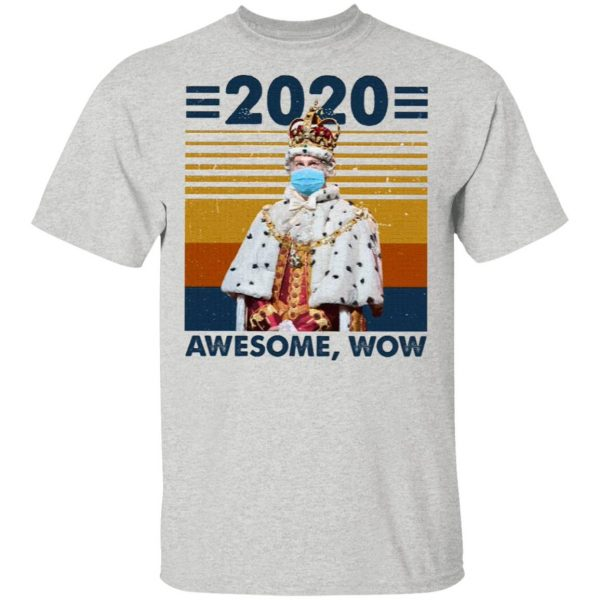 2020 Awesome Wow T-Shirt
