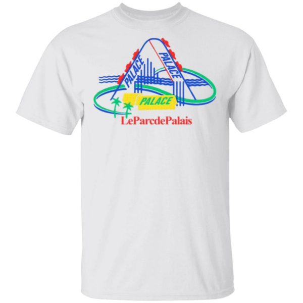 LeParcde Palais Place T-Shirt