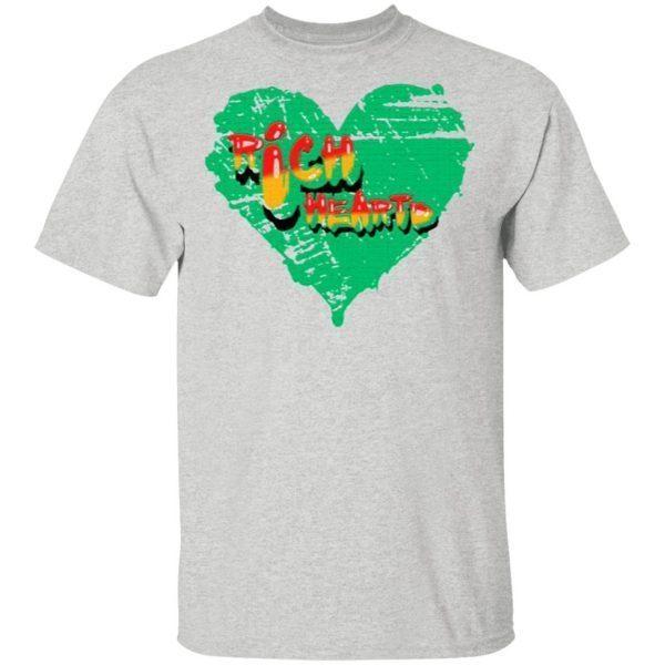 Richheartd Rich Heartd T-Shirt
