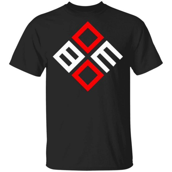 8Bit TickleMeGains Zane Willett Logo T-Shirt