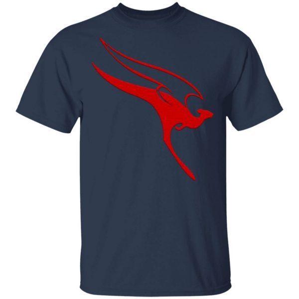 Qantas Store Cashmere T-Shirt