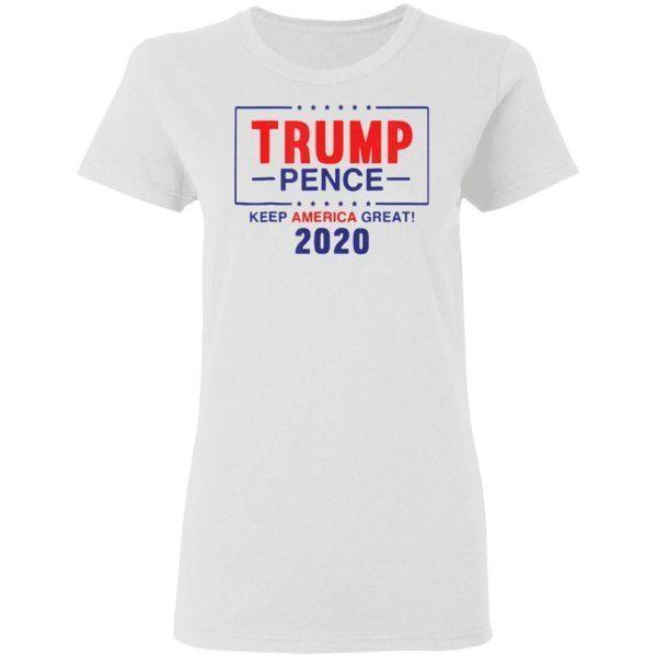 Trump 2020 Keep America Great MAGA T-Shirt