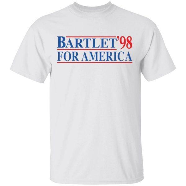 Bartlet for America 1998 T-Shirt