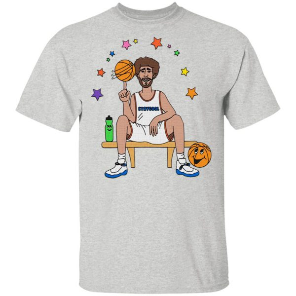 Lil Dicky X Staycool Courtside Crewneck T-Shirt