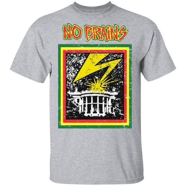 No brains T-Shirt