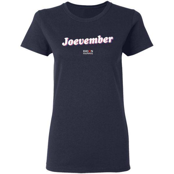 Joevember T-Shirt
