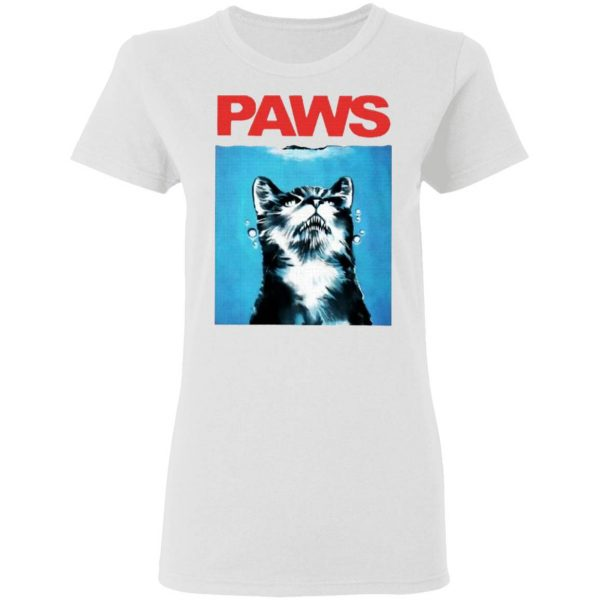 Tony Gonsolin cat paws T-Shirt