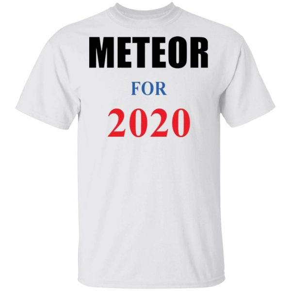Meteor for 2020 T-Shirt
