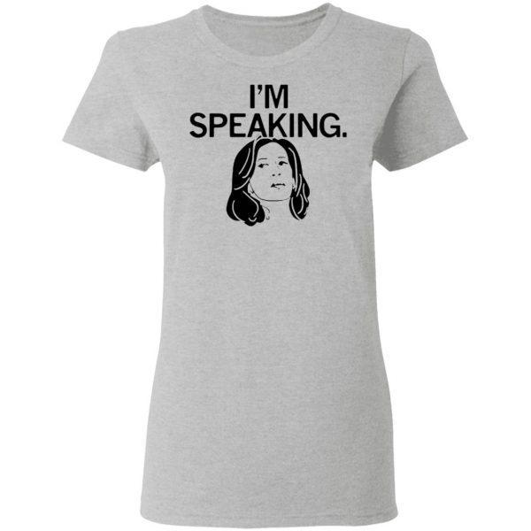Im speaking tee T-Shirt