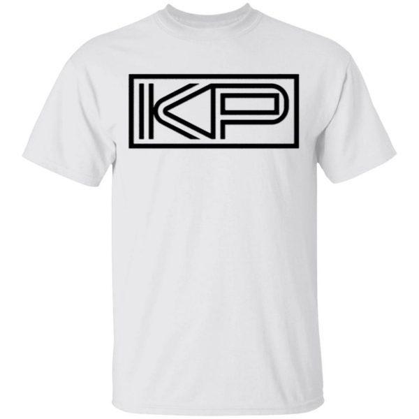 King Princess Merch KP White Logo T-Shirt