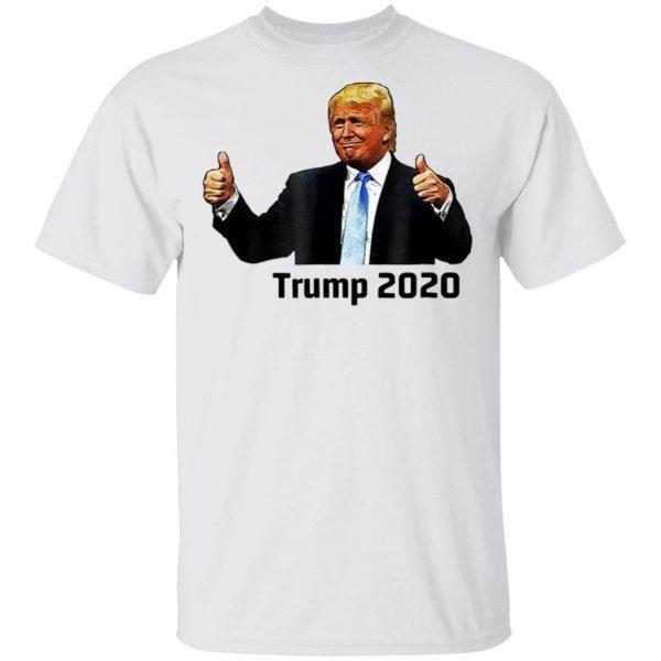 Donald Trump Thumbs Up 2020 Ver2 T-Shirt