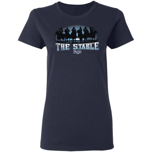 The Stable Rays T-Shirt