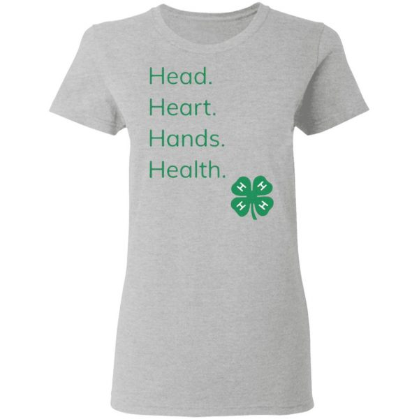 Head Heart Hands Health 4H T-Shirt