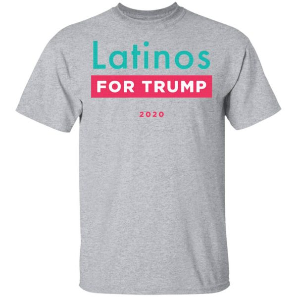 Latinos for trump rally T-Shirt