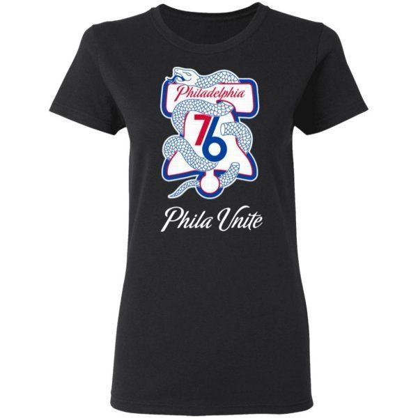 Phila Unite Philadelphia 76 T-Shirt
