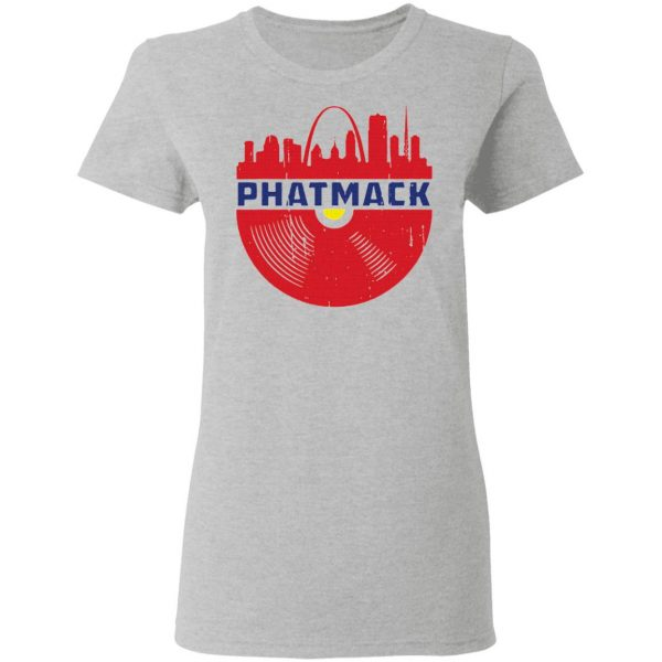 DJ Phatmack Saint Louis Skyline T-Shirt