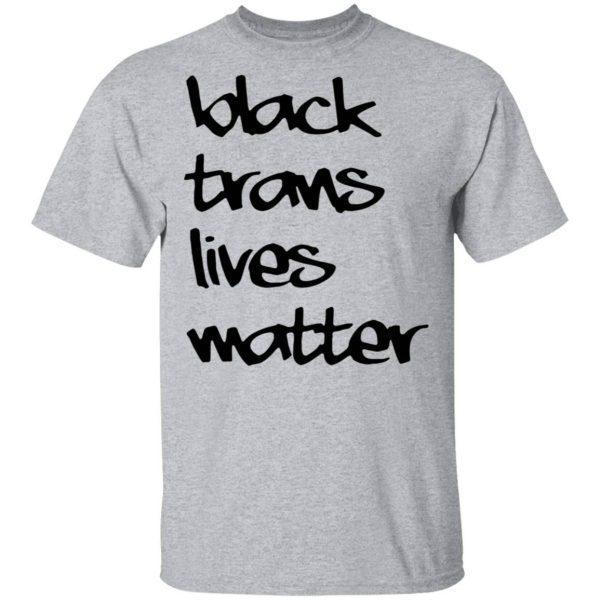 Black trans lives matter T-Shirt