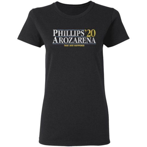 Phillips arozarena 2020 T-Shirt