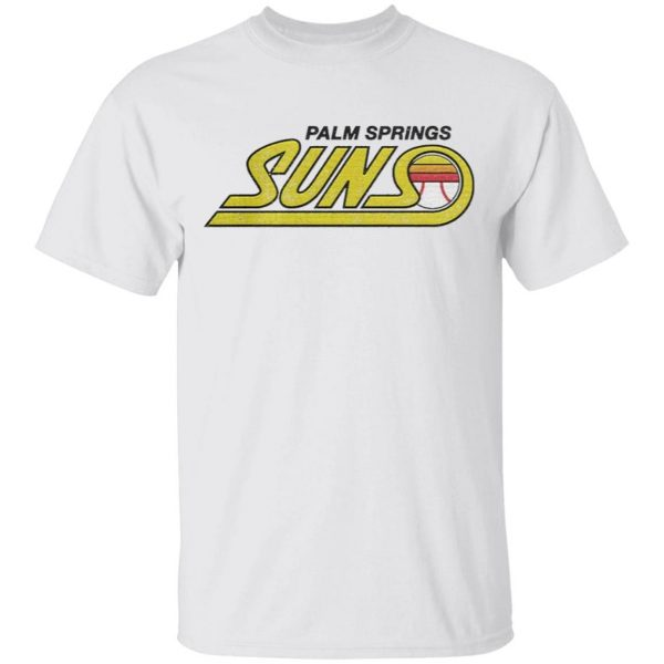Palm Springs Suns Baseball T-Shirt