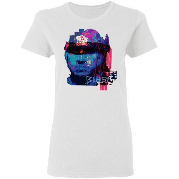 Blast Love Store Blast Off T-Shirt