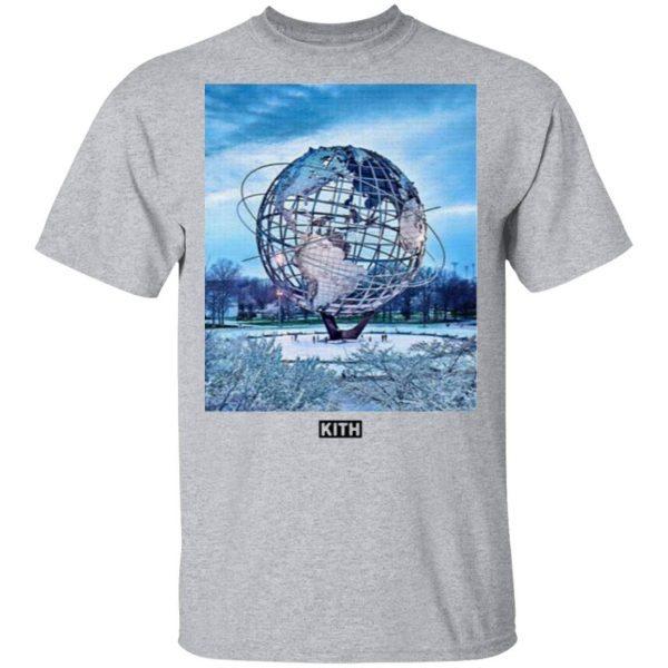 Kith 5 Borough Queens T-Shirt