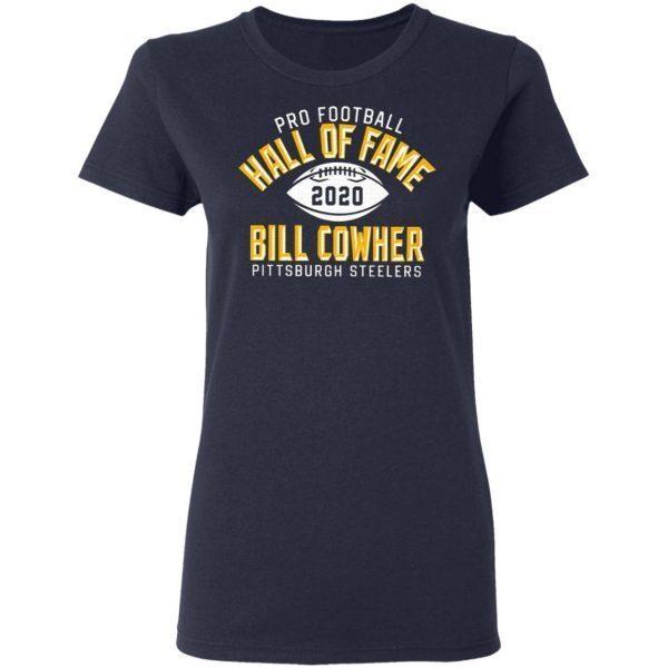 Bill Cowher Class Of 2020 Elected T-Shirt