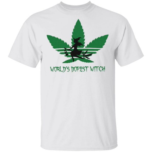World's dopest witch T-Shirt