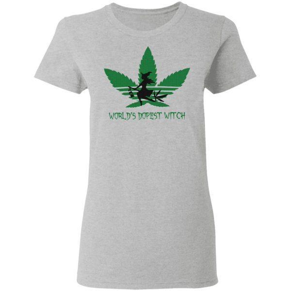 World's dopest witch T-Shirt