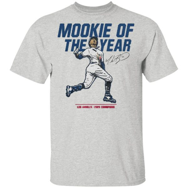 Mookie of the year T-Shirt