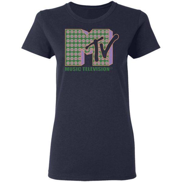 MTV LG VMA Music Television T-Shirt