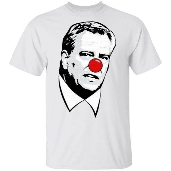 Bill De Blasio Clown Nose T-Shirt