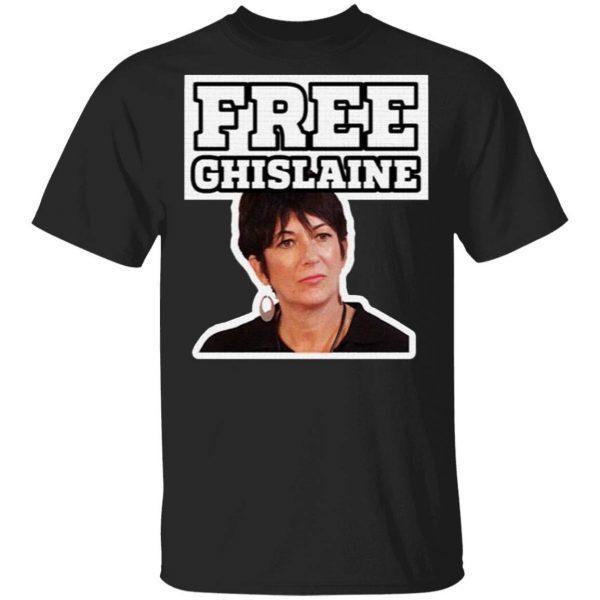 Tim Dillon Free Ghislaine T-Shirt
