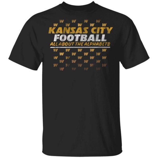 KC alphabet T-Shirt