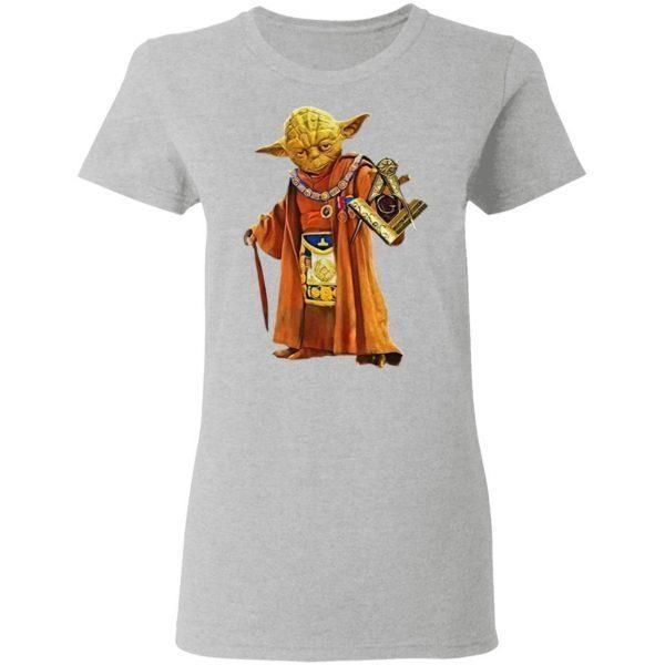 Master Freemason Brother T-Shirt