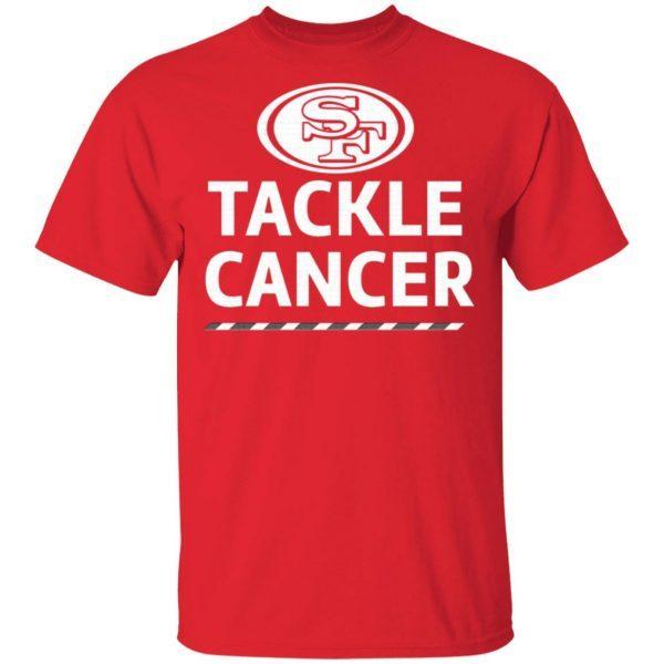 San Francisco Tackle Cancer T-Shirt
