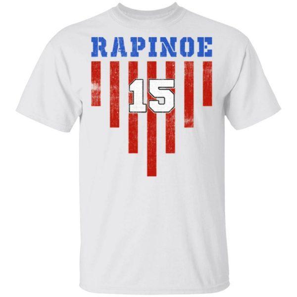 Rapinoe Women USA Soccer Legends T-Shirt