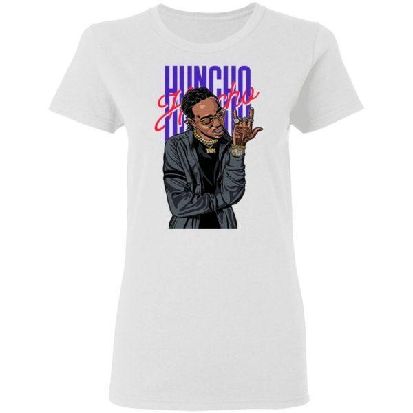 Jordan Crimson Tint Huncho Flex T-Shirt