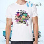Baldi In The Elevator T-Shirts
