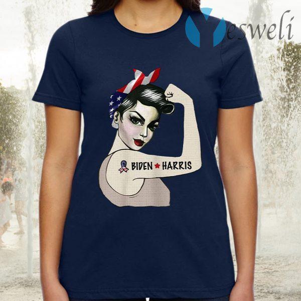 Biden Harris 2020 Joe Biden Kamala Harris Girl Empowerment T-Shirt