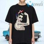 Biden Harris 2020 Joe Biden Kamala Harris Girl Empowerment T-Shirts