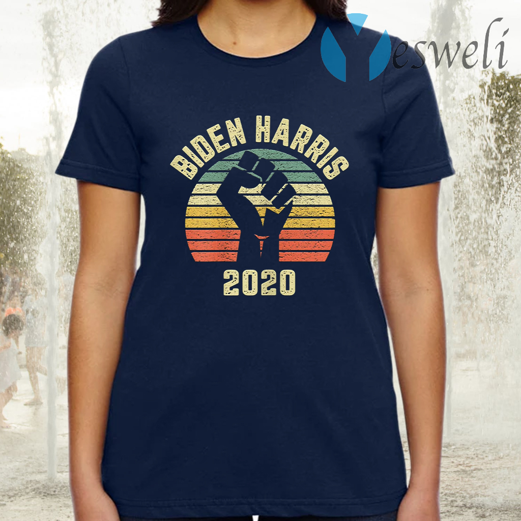Black Lives Matter Shirt BLM Vote Biden Harris 2020 T-Shirt