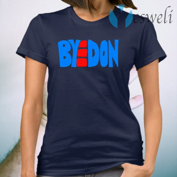 Byedon 2020 Joe Biden Victory Election T-Shirt