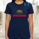 California For Joe Biden Kamala Harris 2020 T-Shirt