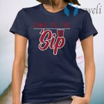 Come to the sip T-Shirt