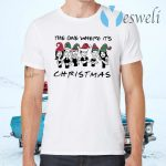 Friends The One Where It's Christmas T-Shirts